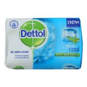 Dettol Cool Antibacterial Bar Soap