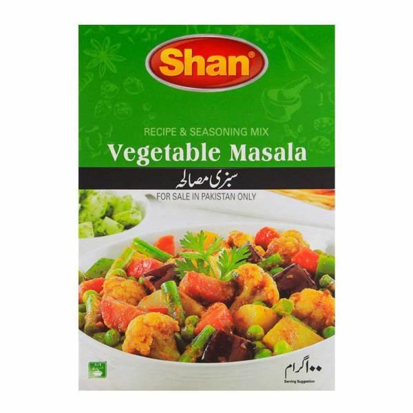 Shan Vegetable Masala