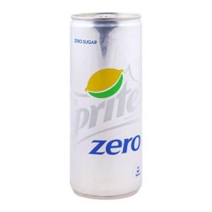 Sprite Zero Sugar ten
