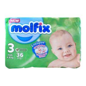 molfix 3 number