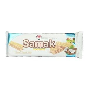 Samak Coconut wafer