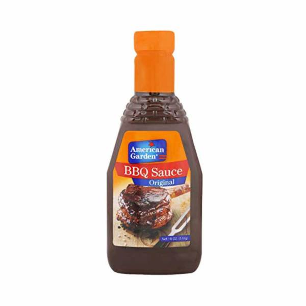 American Garden BBQ Sauce Original