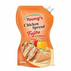 youngs fajita sauce