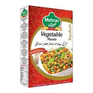 Mehran Vegetables Masala
