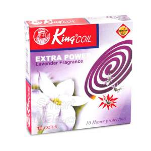 King Coil With Lavender Fragrance