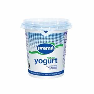 Prema yogurt
