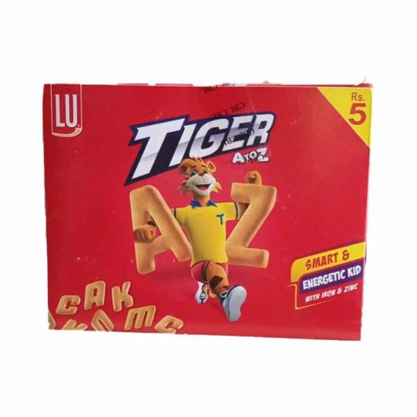 lu tiger a to z