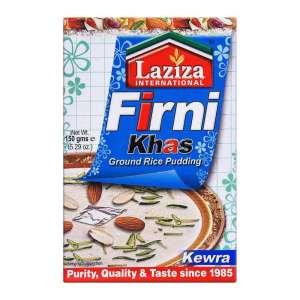 Laziza Firni Khas Ground Rice Puddind Kewra