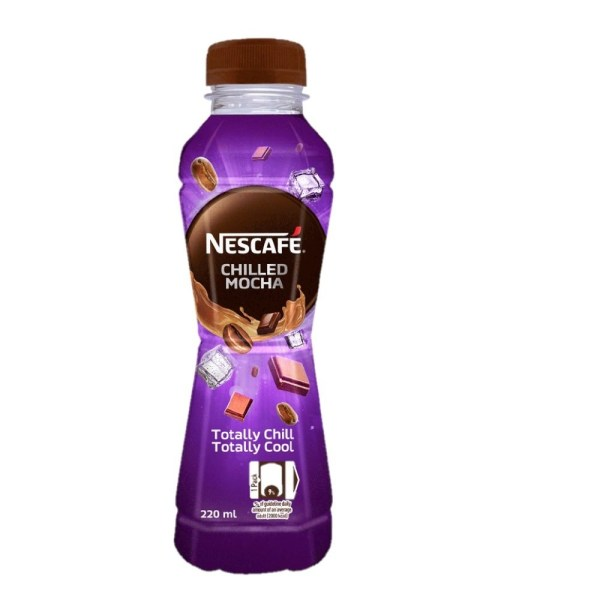 Nescafe Chilled coffee