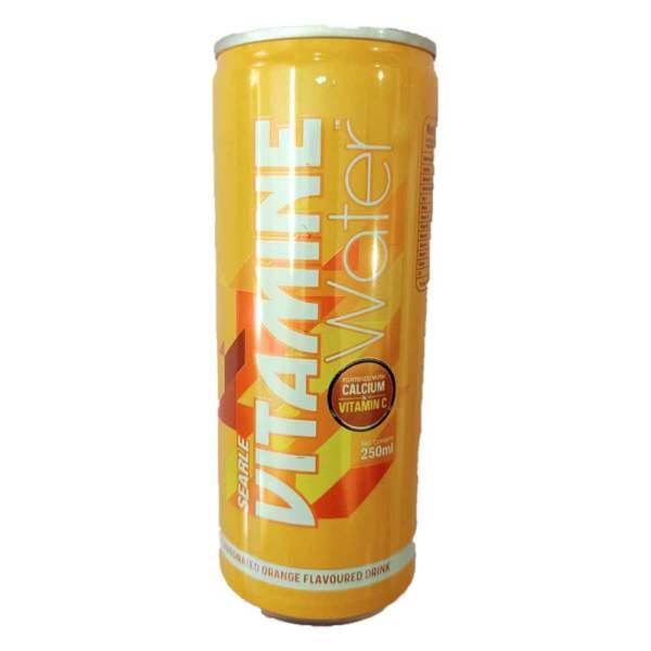 vitamin water orange
