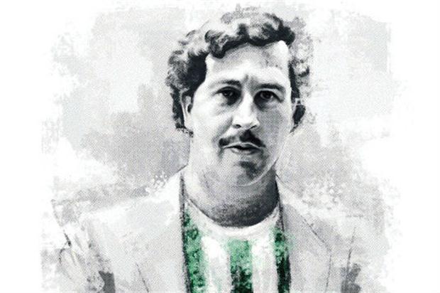 Escobar, Verde por fora, rojo por dentro (Foto: ESPN)