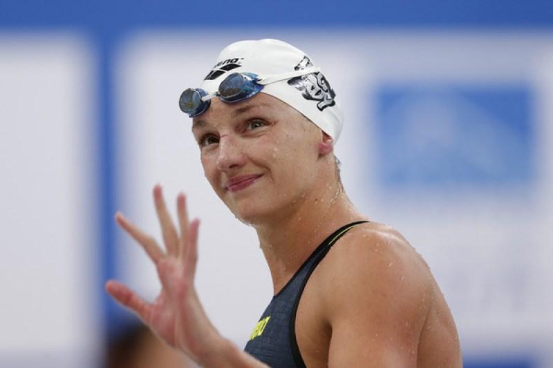 Katinka Hosszu venceu o seu 5º circuito mundial consecutivo | Fonte: Zimbio