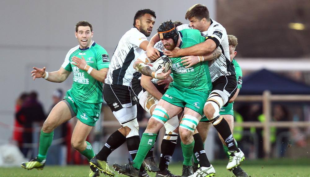 Connacht, a style of life (Foto: PRO12)
