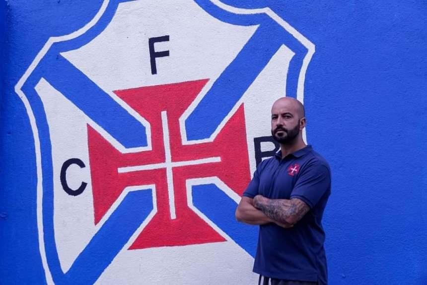 O novo treinador do Belenenses andebol