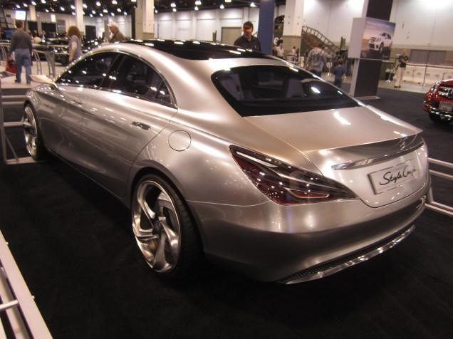 MB CLA 250