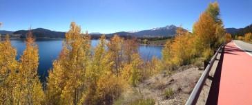 iPhone5 iOS7 panorama shot.