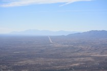 The road to Ft. Huachuca, Army Intelligence.