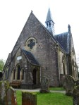 The church in Luss.