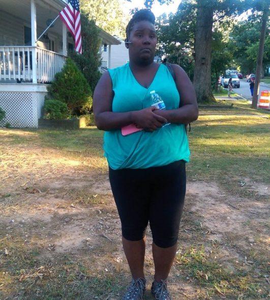 Renita Smith, courageous life saver