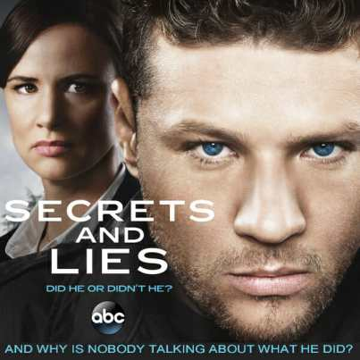 Secrets & Lies: Did he or didn't he? And why is nobody talking about what he did?