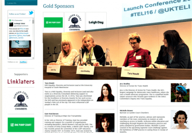 Launch conference of TELI16, Trans Equality Legal Initiative, London 2016