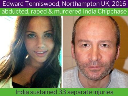 Edward Tenniswood - male violence - Fair Play For Women