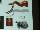 The little sketch of the horn was from Peter Jackson and all they did was put in details and rendered the 3D effects.