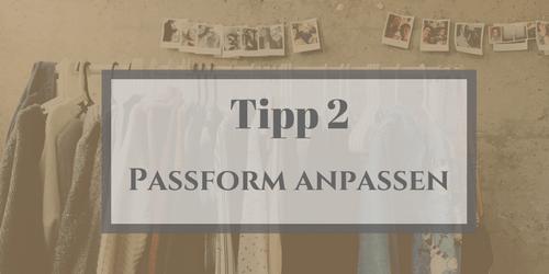 Secondhand Kleidung_Tipp 2_Passform anpassen