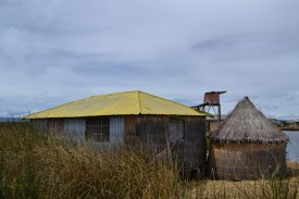 Another typical Uros dwelling