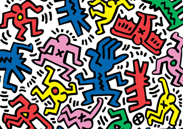 Keith Haring - Fairview Art Room
