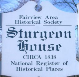Fairview Area Historical Society