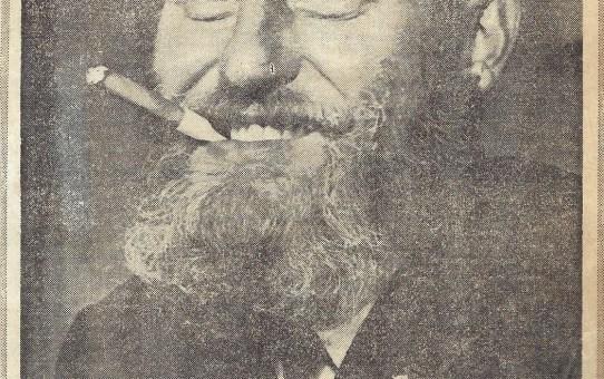 More Centennial News: Beard Contest