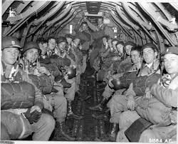 Paratroopers to Land at Sturgeon House