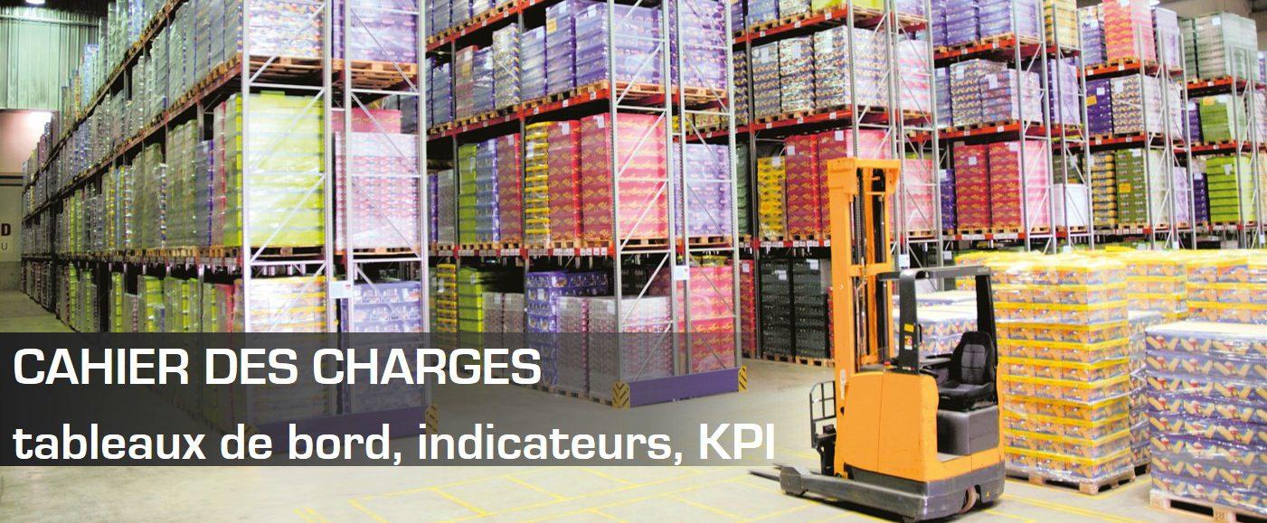CAHIER DES CHARGES, tableaux de bord, indicateurs, KPI