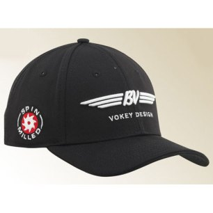 Vokey Design Black BV Wings Caps - $25