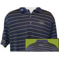 Scotty Cameoron 2011 Valley Stripe w/ Laurel Crown Polo Shirts - $150