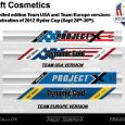 Coming Soon, Limited Edition Ryder Cup Shafts! Personally, I love the Team USA version of these shafts, beautifully done. The Team Europe Version isn't bold enough. If you want a set of these shafts, you better order them quick 'cause they are very limited and are going to be hard to get a hold of! Contact us at cs@fairwaygolfusa.com to book yours today!