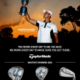 SLDR woods and Taylor Made Tour Preferred irons were used by Martin Kaymer to win the US Open. So far, 1 win for PING by Bubba at the Masters 1 win for Taylor Made by Martin Kaymer at the US Open Would Tiger add a win for Nike at the British? JD