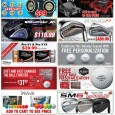 Buying golf gift is tough but let us help you. We have some gift idea and sale items here >>>>> click to view cyber sale items Golf clubs are very personal. Today's golf clubs are customized and fitted because they work the best when it is customized to fit the golfer. If you know that golfer's desired specification, you can order exactly what he or she wants so they will actually use it. Check out the limited edition Callaway EPIC Red Driver! Golfers today are well educated on how a golf club works. Drivers needs to be with the right […]