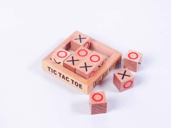 Custom Imprint Tic Tax Toe Game   3-4010-DI