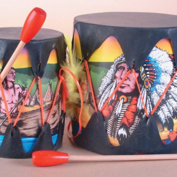 Native American/Indian Souvenirs>Tom Toms