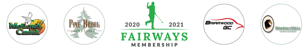 2020 and 2021 Fairways Membership