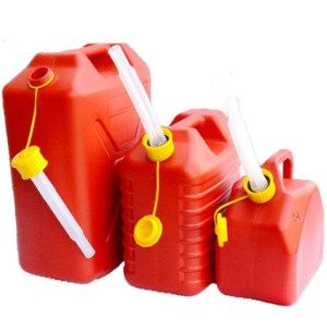 Fuel Cans and Funnels