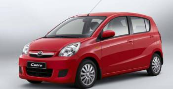 DaihatsuCoure CL price and specification , technical specification