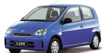 Daihatsu Coure CX ECO Automatic price and specification , technical specification