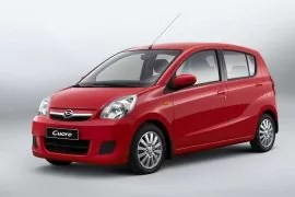 Daihatsu Coure CX price and specification , technical specification