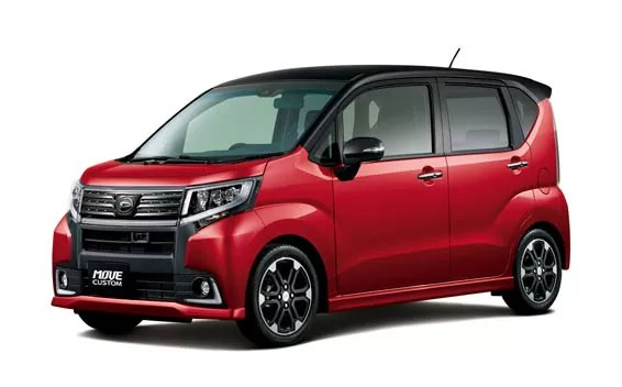 Image result for Daihatsu move