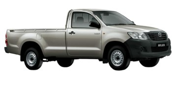 Toyota Hilux 4x2 Single Cab Up Spec 2009 price and specification