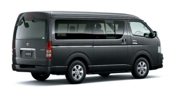Toyota Hiace Standard 2.7 2010 price and specification , technical specification
