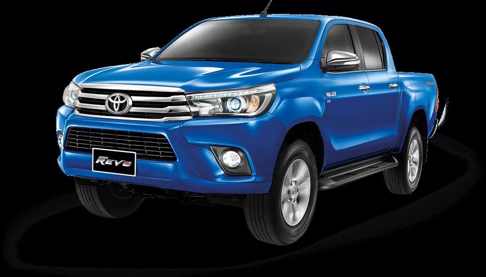 Toyota Hilux Revo V Automatic 3 0 2015 Price